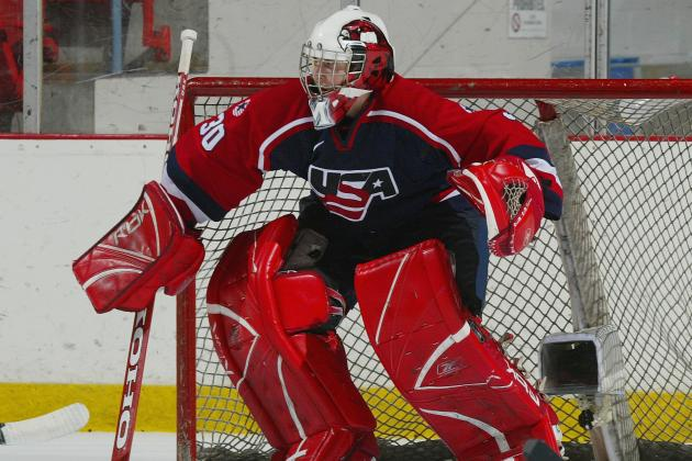 With Vokoun Hurt, Zatkoff Ready for Opportunity