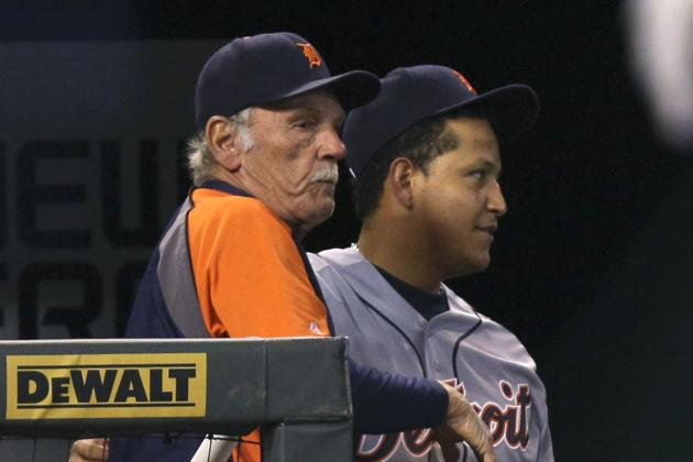 Leyland on Miguel Cabrera's Latest Groin Injury: 'I Don't Think It's Too Good'