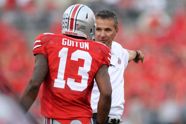 Meyer Doesn't See a Quarterback Controversy