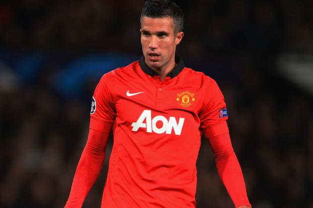 RVP Could Face Liverpool