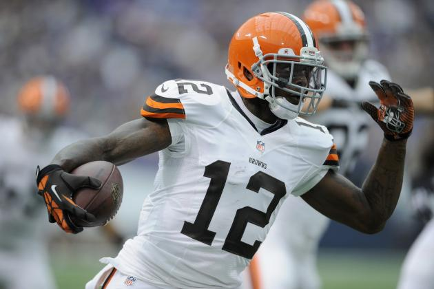 Josh Gordon's Updated 2013 Fantasy Outlook Heading into Week 4
