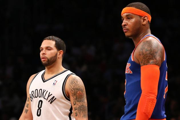 Knicks-Nets Battle for New York Gets Super-Expensive