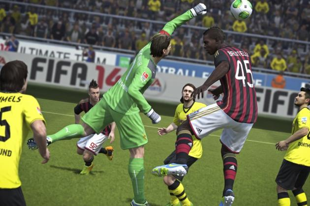 FIFA 14: Review Roundup, Confirmed Team and Stadium Selections