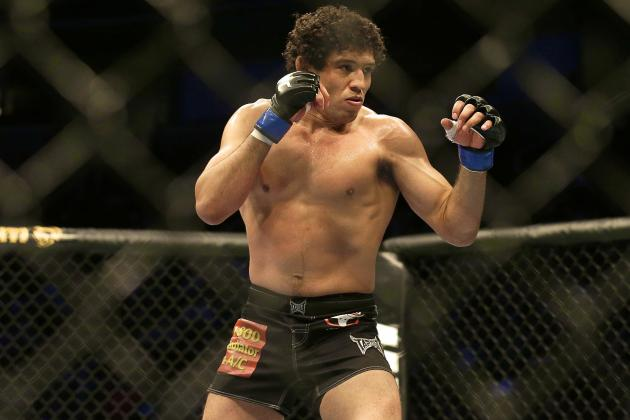 The Fighting Life: The Quiet Storm of Gilbert Melendez