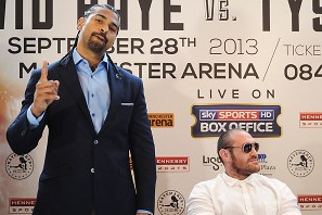 Fury-Haye Fight Still a Possibility?