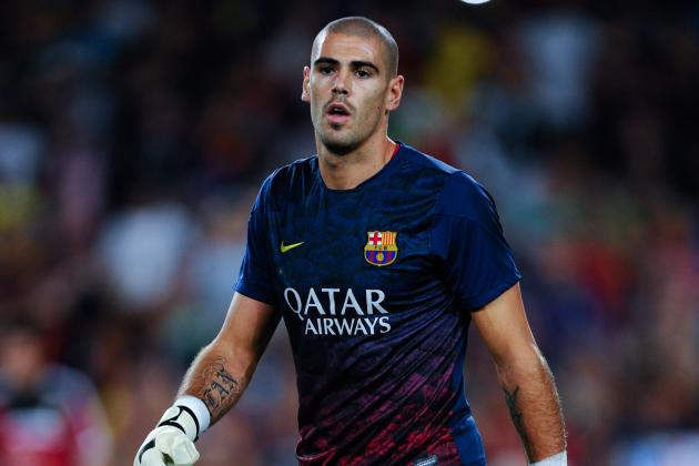 Martino: Valdes Will Leave Barcelona