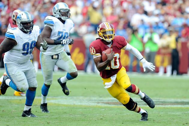 Redskins Need More Than RGIII
