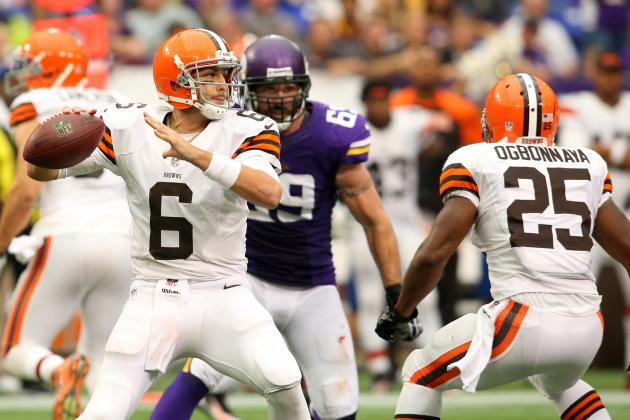 Brian Hoyer's Updated 2013 Fantasy Outlook Heading into Week 4
