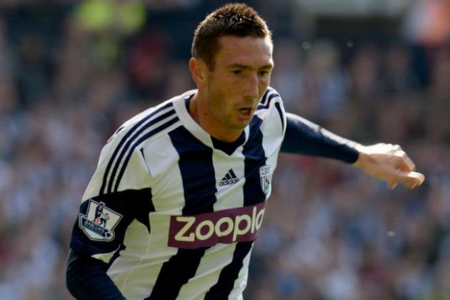 West Brom Have Option to Buy Morgan Amalfitano