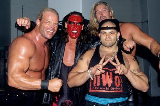 Rare and Unseen WCW Photos