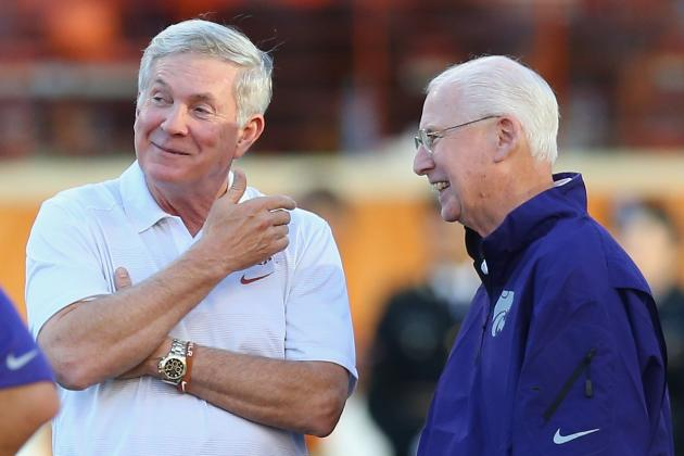 Bill Snyder and Mack Brown Have Deep-Rooted Friendship