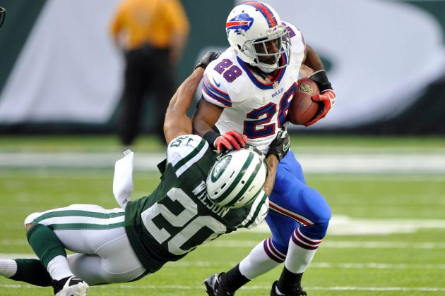 C.J. Spiller's Fantasy Trade Value, Updated Outlook Heading into Week 4