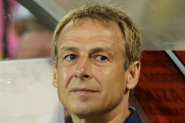Klinsmann: USMNT Making Progress but Have to