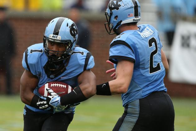 College Football Picks: East Carolina at North Carolina Odds and Predictions