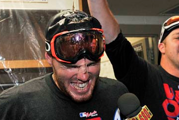 Braves Win NL East in Inimitable Fashion