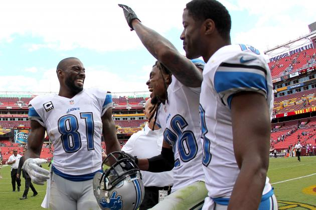 Detroit Lions: What You Need to Know Heading into Week 4