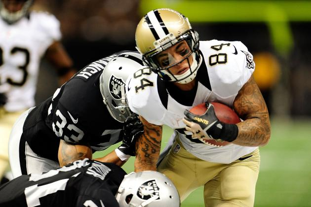 Kenny Stills vs. Robert Meachem: Fantasy Outlook After Lance Moore's Injury