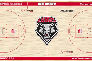 UNM Unveils New Court Design