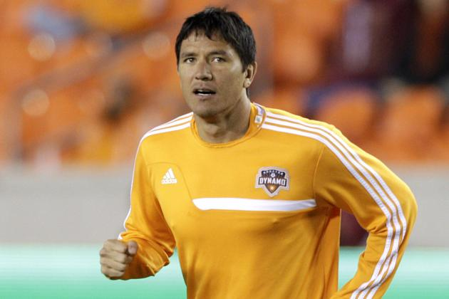 Dynamo Forward Brian Ching to Retire at End of Season