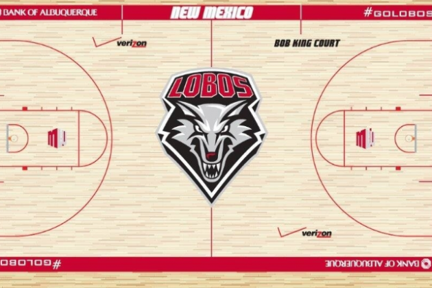 Lobos Unveil New Design for Pit Floor