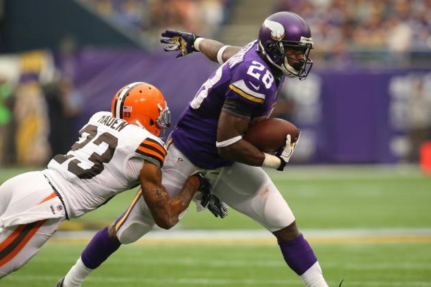2013 Fantasy Football Running Back Rankings: NFL Week 4