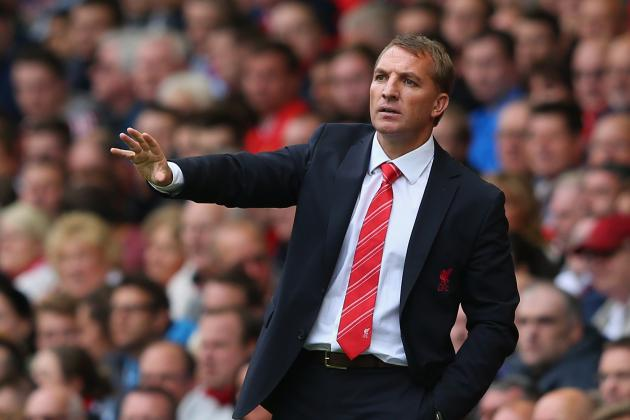 The Evolution of Brendan Rodgers' Liverpool Blueprint