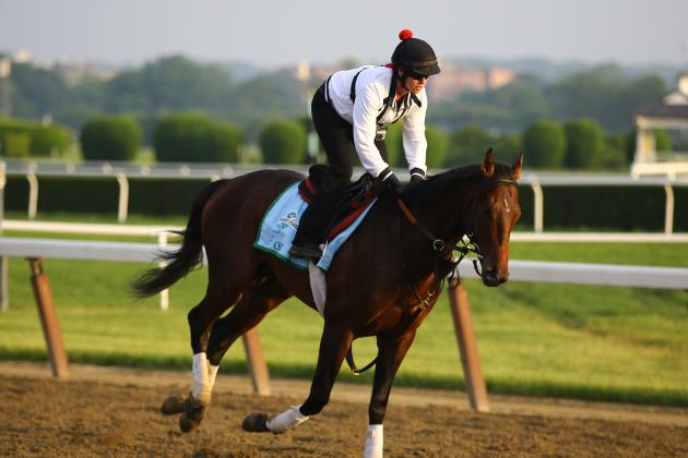 Orb Breezes Five Furlongs at Fair Hill