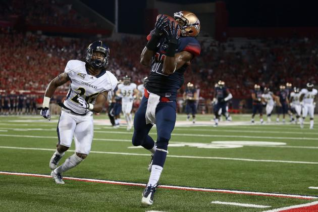 Arizona Football: 5 Players Who Have Surprised Us in 2013