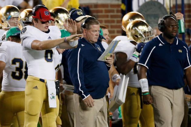 Notre Dame Football: Best and Worst Case Scenarios for Rest of Irish's Season