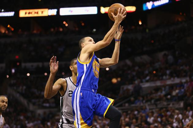 How the Golden State Warriors' Small-Ball Lineup Sent Offense into Overdrive