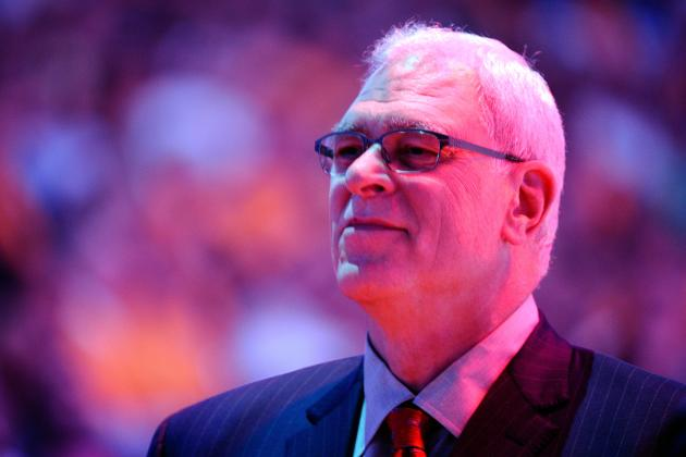 Is Phil Jackson the Missing Link to Repairing LA Lakers' Uncertain Future?