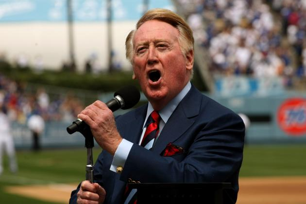 Vin Scully Doesn't Want the City of Los Angeles to Rename a Street in His Honor