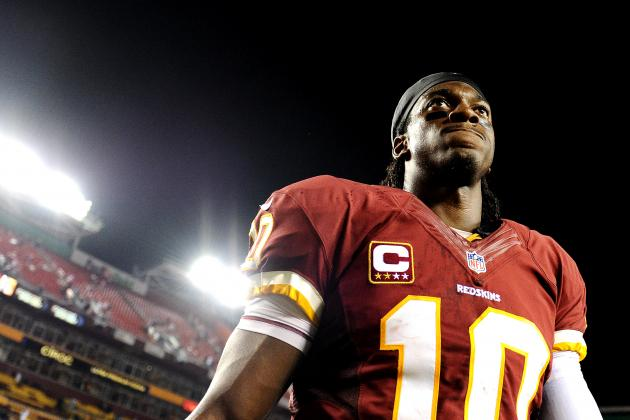 Robert Griffin III Will Turn Season Around with Big Game in Week 4
