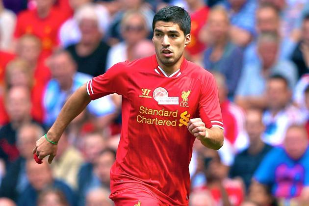 Real Madrid President Florentino Perez Rules out January Bid for Luis Suarez