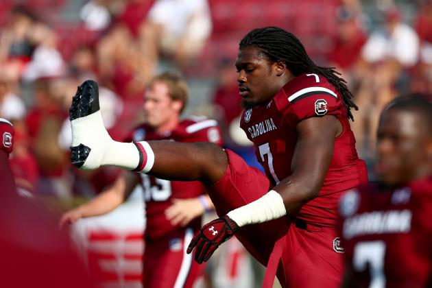 South Carolina Football: Why Jadeveon Clowney Should Move Inside