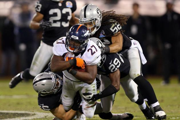 Raiders vs. Broncos: Keys to Oakland Pulling off Massive Monday Night Upset