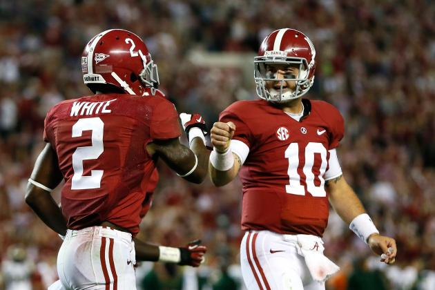 Alabama Offense Ranked 13th in SEC, Why Fans Shouldn't Be Worried