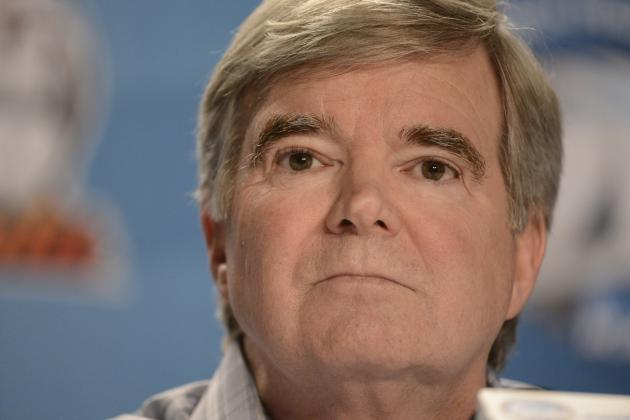 Emmert: 'A Lot of Change' Coming for NCAA