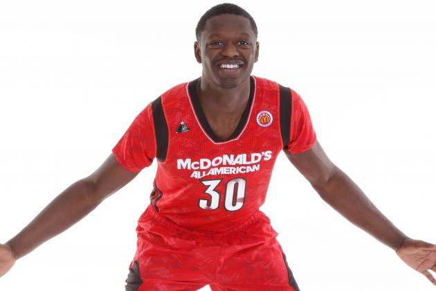 Sizing Up 2013-14's Best College Hoops Recruits