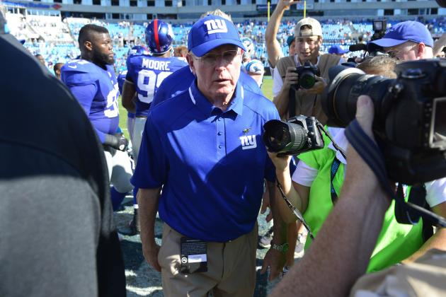 Breaking Down the Biggest Problems for Trainwreck New York Giants