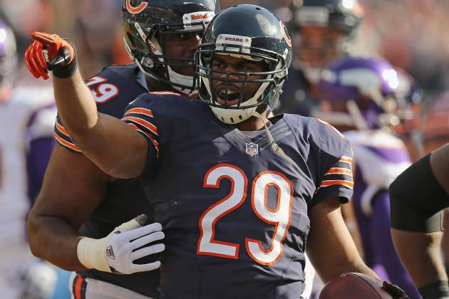 Michael Bush's and Matt Forte's Updated 2013 Fantasy Outlooks After Week 3