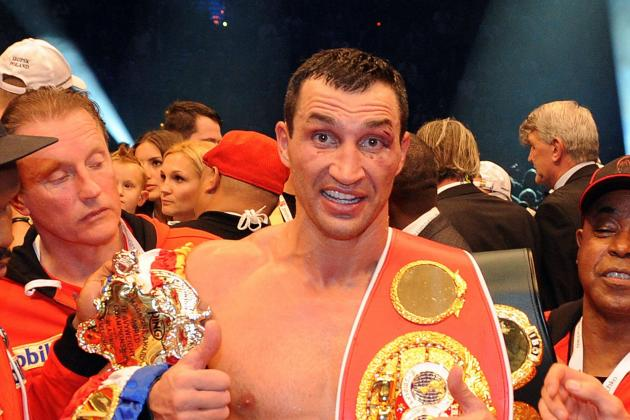 Klitschko-Povetkin Officials Named