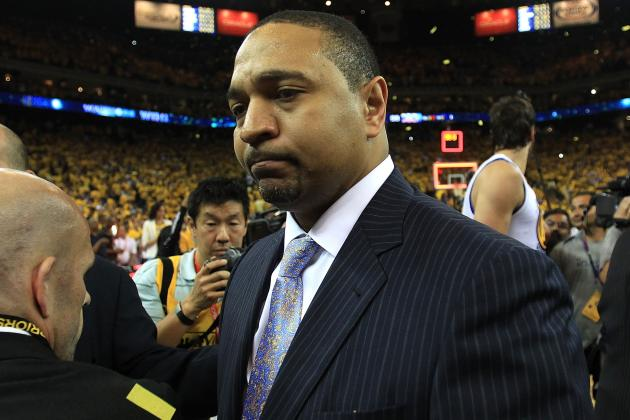 Warriors' Coach Mark Jackson and Friends Take on San Quentin Warriors