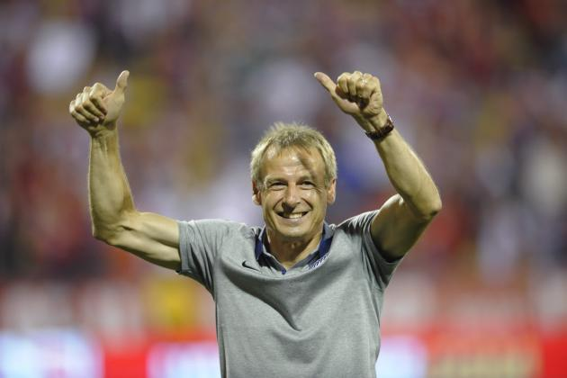 Will Jurgen Klinsmann's Experience with Germany Help USA in the World Cup?