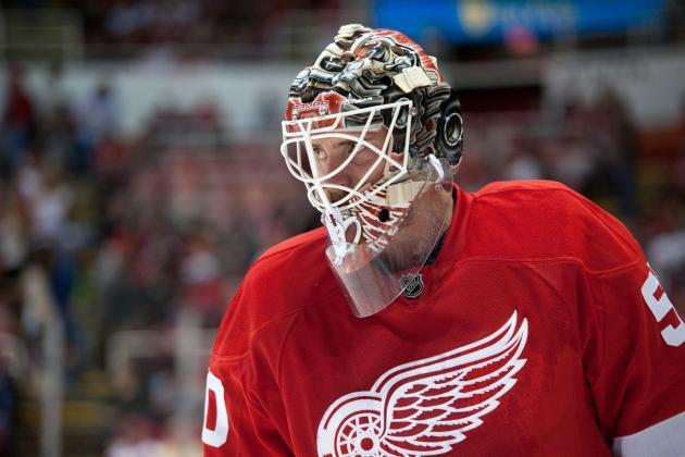 Injuries Could Help Detroit Red Wings Comply with Salary Cap