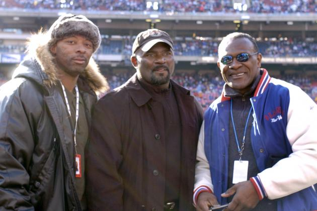 Former New York LB Carl Banks: Giants Don't Like Each Other