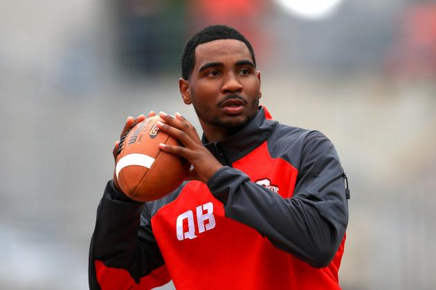 Braxton Miller's Experience Makes Him Ohio State's Best QB Option vs. Wisconsin