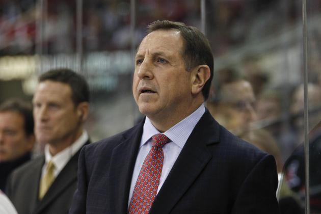 Veteran Coach Martin Perfect Fit for Penguins