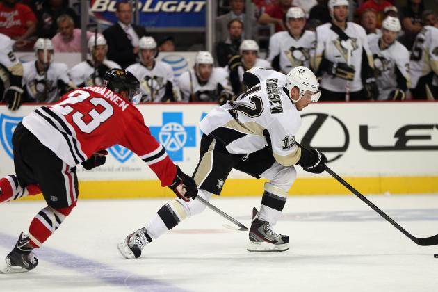 Penguins Weighing Salary Options