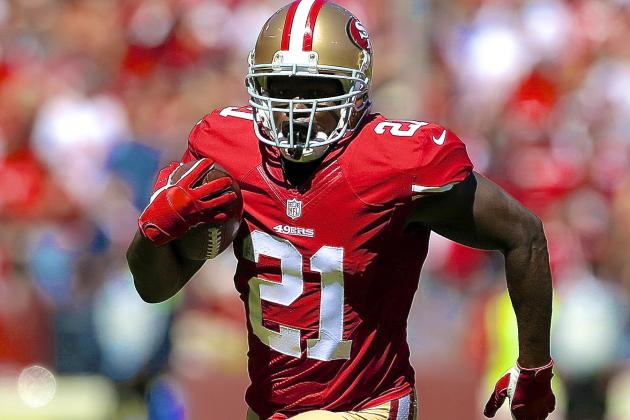 How Frank Gore Became a Forgotten Man in San Francisco 49ers' Offense